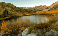 North Lake Sunrise, Eastern Sierra