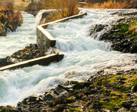 Deschutes Fish Ladder