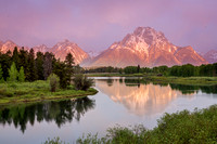 Oxbow Bend Sunrise Tetons